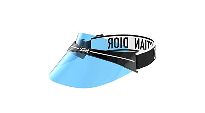 d0a6f6b76b542 Image Unavailable. Image not available for. Color  Authentic Christian Dior  DIORCLUB 1 Visor ...