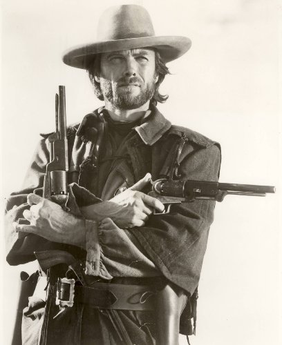 Eastwood Movie Photo - Clint Eastwood Photo Cowboy Western Hollywood Movie Star Photos 8x10