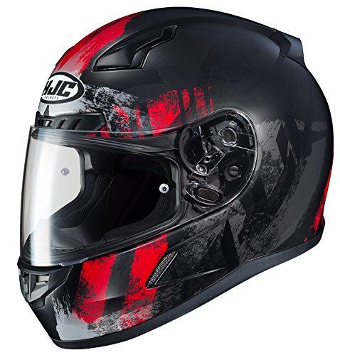HJC Unisex-Adult Full-face-Helmet-Style CL-17 Arica (MC-1SF, -
