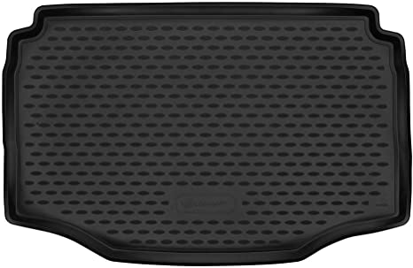 Tapis de Coffre Bac de Protection Antiderapant en Caoutchouc sur Mesure Ford Focus 2018-2020 mk4 Hatch