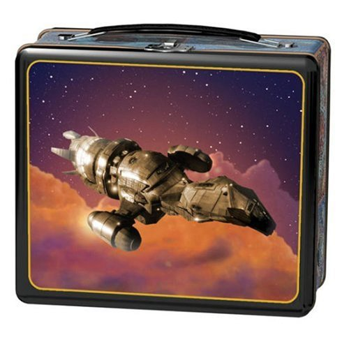 - Serenity Lunch Box ( Logo/Ship)