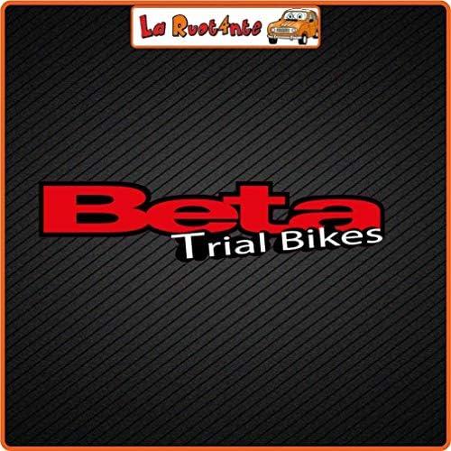 La Ruotante 2 Adhesivos Beta Trial Bikes (Vinilo) Decoración ...