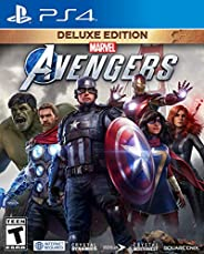 Marvel's Avengers: Deluxe Edition - PlayStati