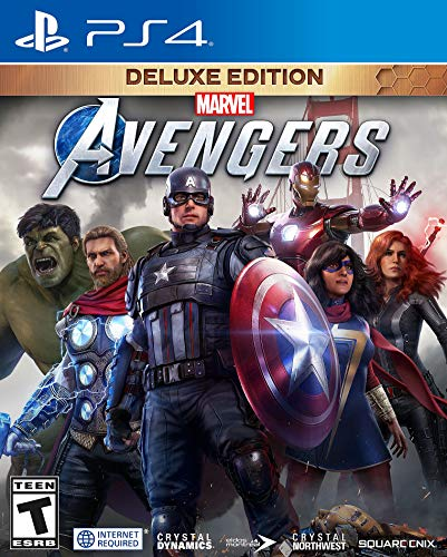 Marvel's Avengers: Deluxe Edition – PlayStation 4