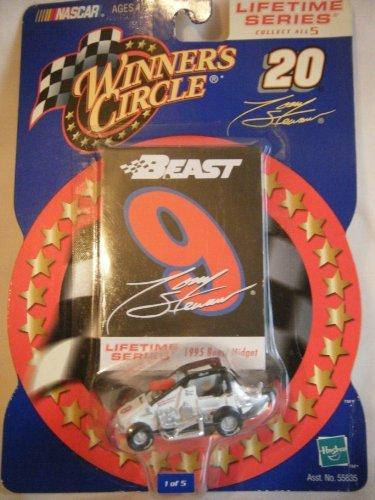 Winner's circle Tony Stewart lifetime series #9 the beast midget car 1:64th scale