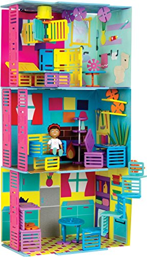 8 Year Old Girls Birthday Gift Ideas Roominate Townhouse Building Kit