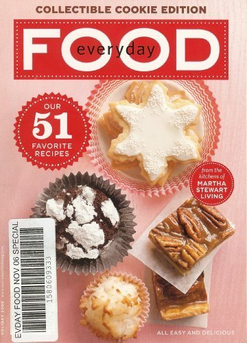 Martha Stewart Everyday Food, November 2006 Special Issue