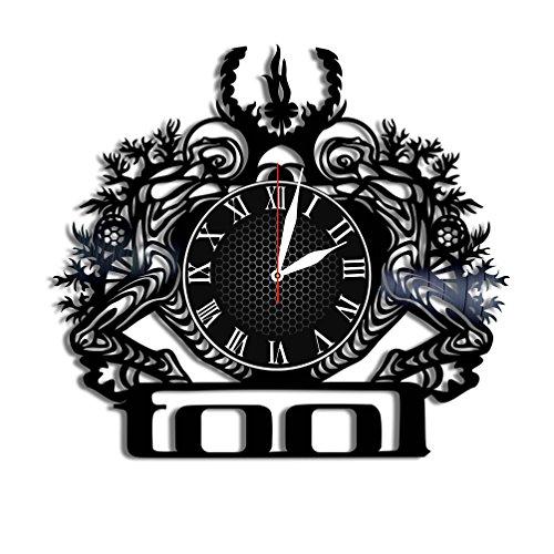 Olha Art Design Tool vinyl clock Tool wall decor Tool wall poster Tool art Tool fan gift Tool Fan art Tool music Tool music band Tool best fan gift idea