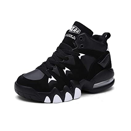 Amazon Com Hy Unisex Basketball Shoes Spring Fall Air Cushion