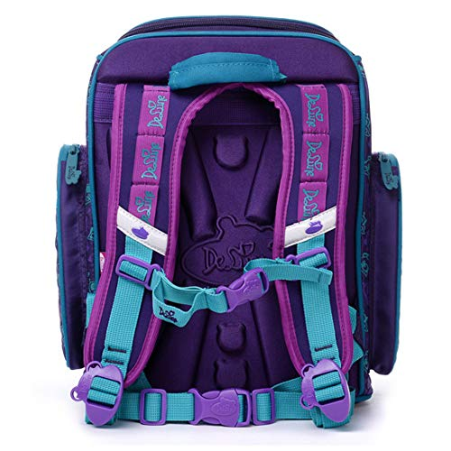 MOREFUN Durable Children s School Backpack Padded Straps Safety Lock  Waterproof Book bag for Primary School Students f6f070df0fe5c