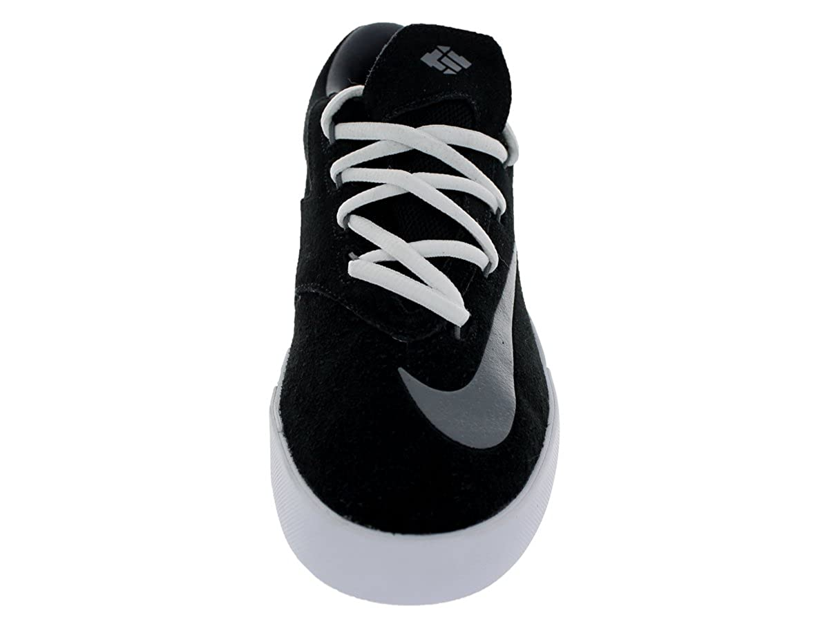 NIKE KD Vulc GS Kids Shoes Black//White//Cool Grey 642085-001