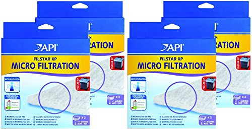 (API Filstar XP Filter Micro-Filtration Pads, 12-Count)