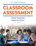 Classroom Assessment 8th Edition