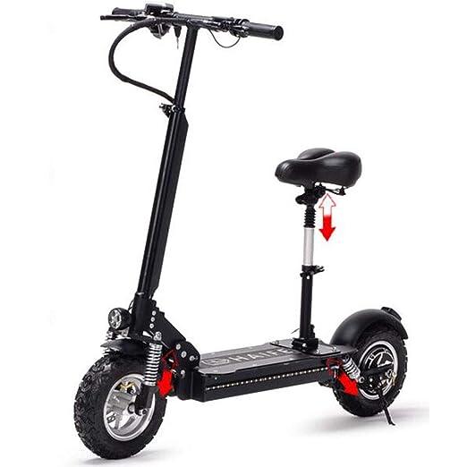 ZBB Scooters eléctricos Adultos Plegables 1000W Motor de ...