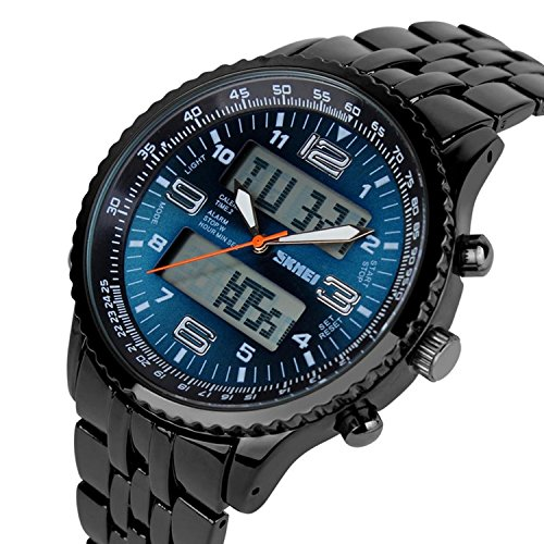 blue dial luxury - 4