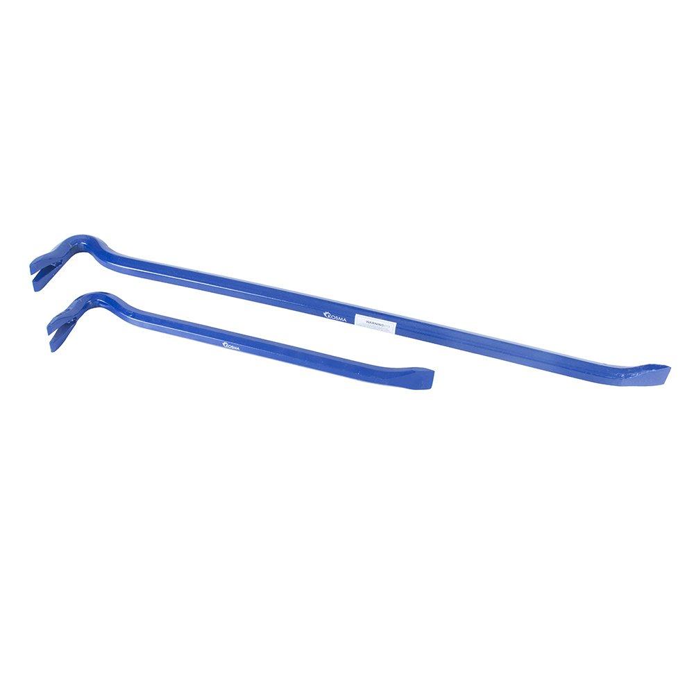 Montstar Wrecking Bar | Crow Bar 18mm x 24 'bleu avec Barre de dé molition' Free '14mm x 12' Montstar Global KG-21547