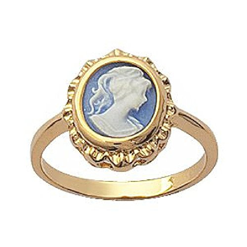 Cameo Gold Plated - 4