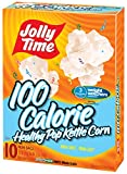 pops corn - Jolly Time Healthy Pop Kettle Corn Weight Watchers Microwave Popcorn Mini Bags, 10 Count (Pack of 3)
