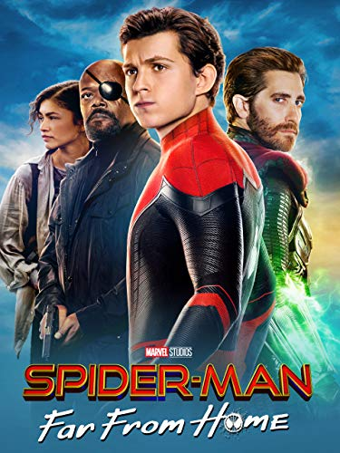 Spider-Man: Far From Home [4K UHD]