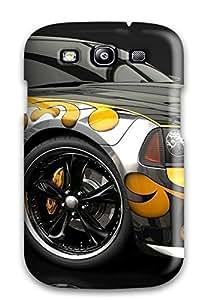 Slim New Design Hard Case For Galaxy S3 Case Cover - HOMLmYr6954ADcdg