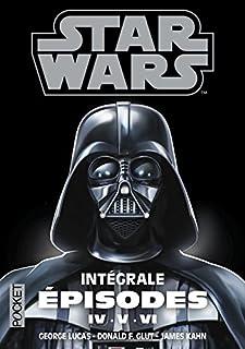 Star Wars : intégrale épisodes IV, V, VI, Lucas, George