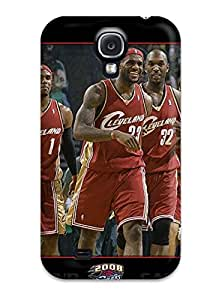 Fashionable SGJtYRR399Imruj Galaxy S4 Case Cover For Nba Cleveland Cavaliers Protective Case