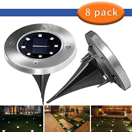 Led In Ground Path Light - 9
