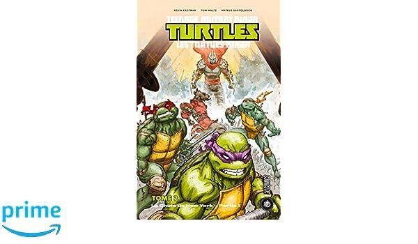 Les Tortues Ninja - TMNT, T2 : La Chute de New York ...