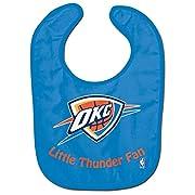 NBA Oklahoma City Thunder WCRA2061514 All Pro Baby Bib