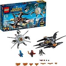 LEGO DC Super Heroes Batman: Brother Eye Takedown 76111 Building Kit (269 Piece)