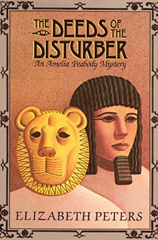 book cover of The Deeds of the Disturber