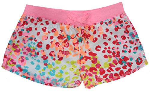 Okie Dokie Girls' Multi Print Shorts (6X)
