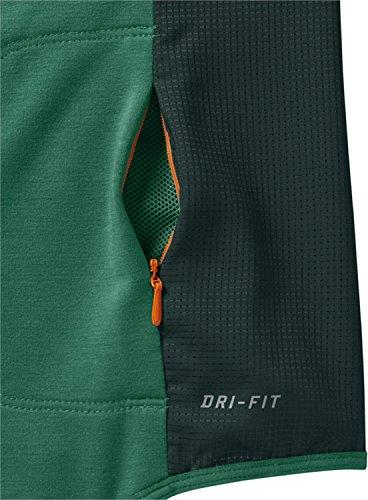 Nike Dri-fit Sprint - Sudadera con capucha para mujer Verde