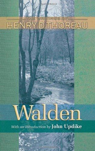 Walden (Princeton Classic Editions) 150 Anv Edition by Thoreau, Henry David published by Princeton University Press (2004)
