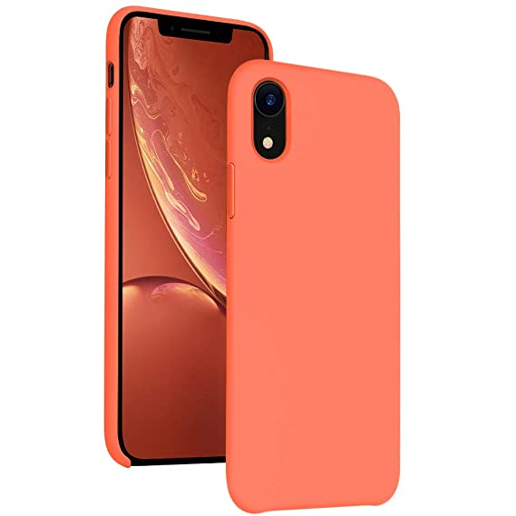 iphone xr coral case