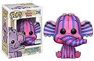 Heffalump #256 (Pink / Purple Stripes) Winnie the Pooh Pop! Disney Vinyl Figure (Barnes & Nobles Exclusive)