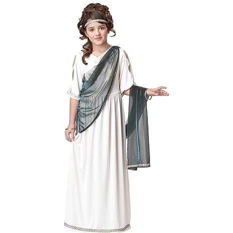 da5868d51a6 Amazon.com: California Costumes Roman Princess Child Costume, Large: Toys &  Games