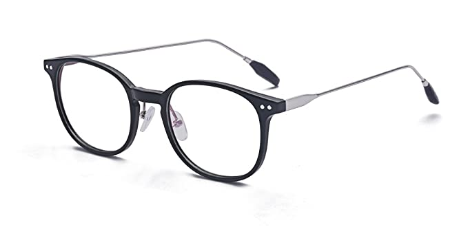 51d91c5af6 Amazon.com  Kelens Classic Optical Eyewear Non-prescription Eyeglasses  Frame with Clear Lenses  Clothing