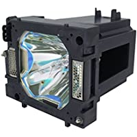 AuraBeam Economy Sanyo 610-357-0464 Projector Replacement Lamp with Housing