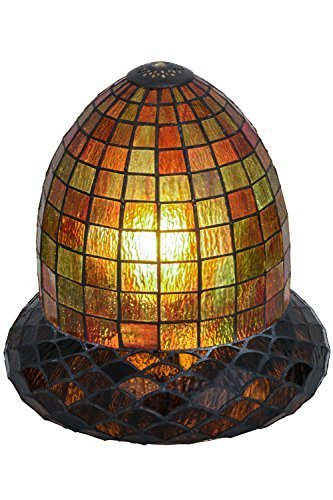 Meyda Lighting 51846 12''W Acorn Replacement Shade by Meyda by Meyda