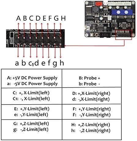 3 Axis GRBL USB Port CNC Engraving Machine Control Board GRBL Control for DIY CNC Laser Engraving Machine CNC1610 1610Pro 2418 3018 3018Pro 3018Pro-Max