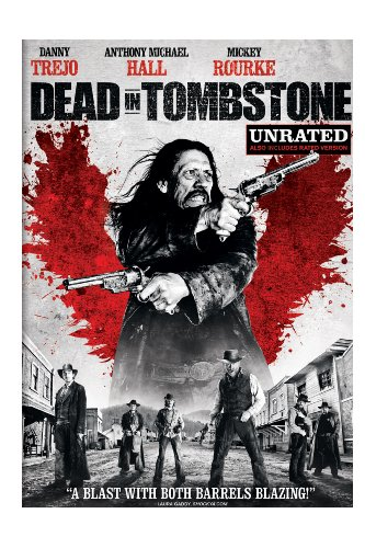 Dead Tombstone Unrated Danny Trejo product image