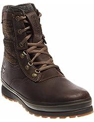 Timberland Mens EK Schazzberg High 8 Boots WP Insulated Brown 7751A