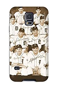 Nannette J. Arroyo's Shop New Style detroit tigers MLB Sports & Colleges best Samsung Galaxy S5 cases 1777521K571226458