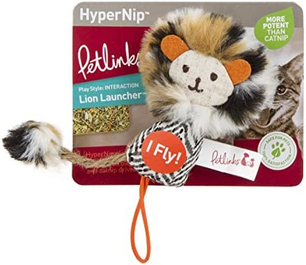 Petlinks HappyNip Catnip Cat Toys with Exciting Silvervine and Catnip 2