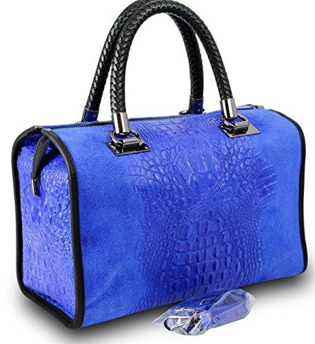 My-Musthave, Borsa a spalla uomo Blu blu Medio