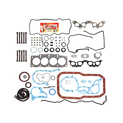 - Fits 90-96 Toyota Camry Celica MR2 2.2L 5SFE DOHC 16V Full Gasket Set Head Bolts
