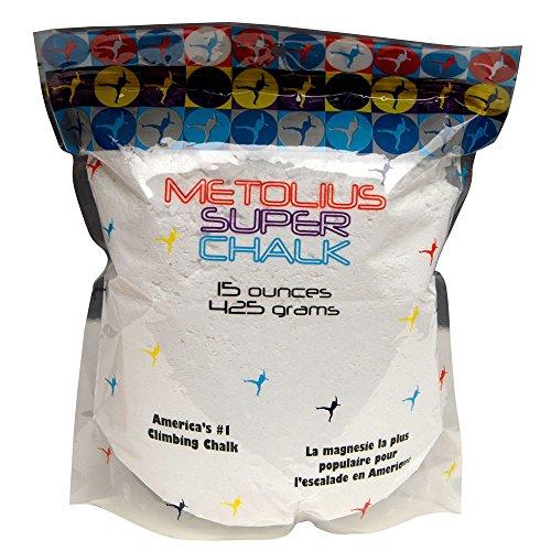 METOLIUS 15 oz. Super Chalk One Color One Size (Gorilla Chalk Bag)