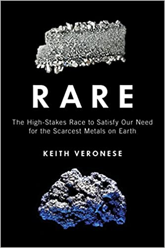 The High-Stakes Race to Satisfy Our Need for the Scarcest Metals on Earth Rare