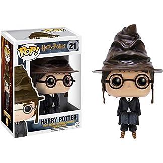 FunKo Figurine Pop!Harry Potter avec Chapeau de Sorcier en Vinyle